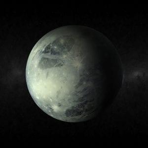 pluto planet